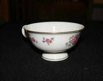 Haviland Arlington Footed Cup
