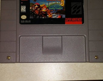 Donkey Kong Country 3 for Super Nintendo Snes