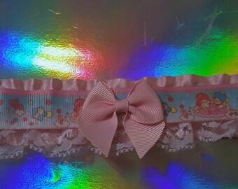 Pink Kawaii Girly Choker