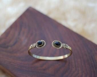 Black Magic Cuff Bracelet