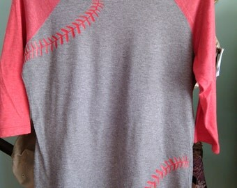 3/4 Sleeve Raglan t-shirt