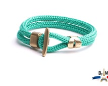 Bangle jewelry clasp color fashion brand by France metal foundry.
