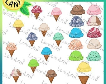 50% OFF Ice Cream Clip Art