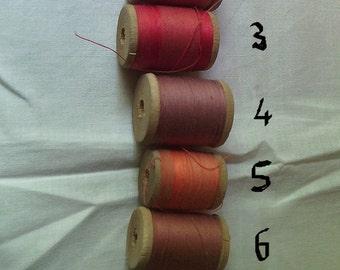 Old thread spool (Soviet union)