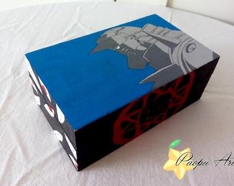 Box wood from Fullmetal Alchemist