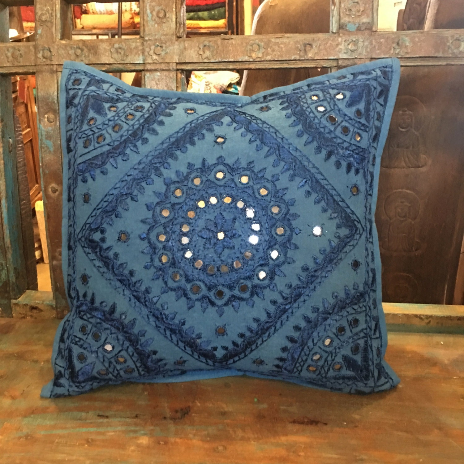 Floor Pillows Moroccan : Moroccan style floor pillows Decorative throw by TaraDesignLA