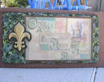 Fairy Tale Wall Decor