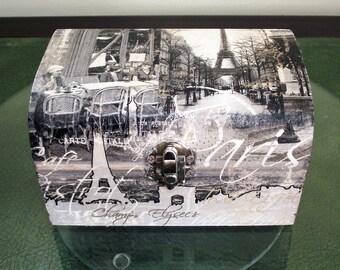 Paris design Box