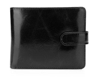 The Pelotas Wallet - Black