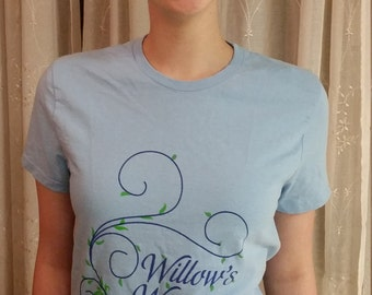 Willow's Warriors T-shirts