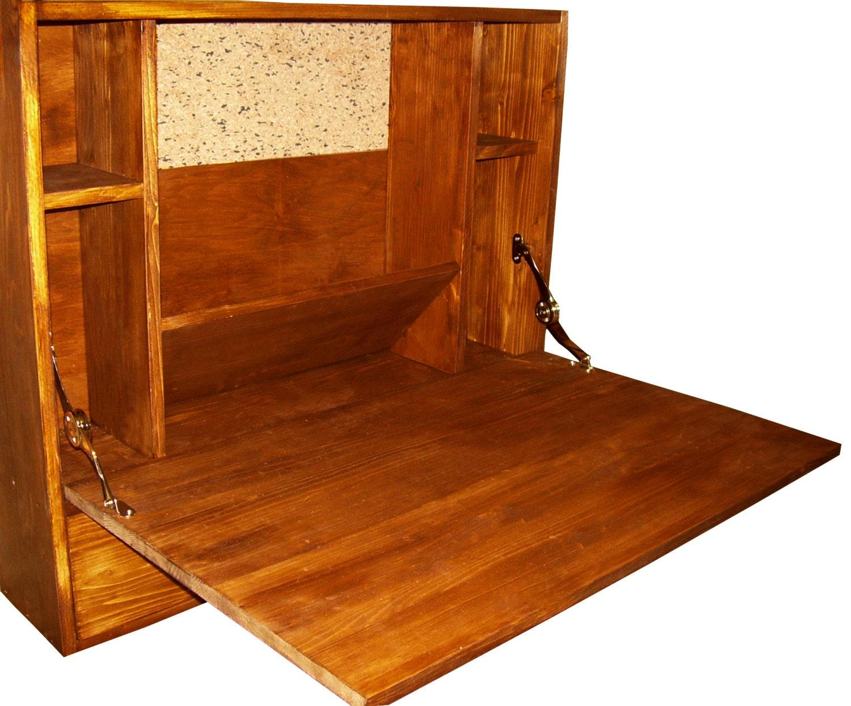 petit secr taire mont bois tag res en bois ordinateur de. Black Bedroom Furniture Sets. Home Design Ideas