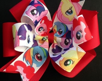 My Little Pony Boutique Pinwheel Hairbow