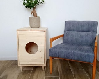 Cat Litter Boxes That Look Like Furniture Litter Box Furniture  Etsy
