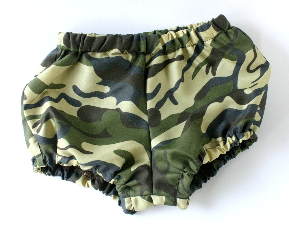 baby camo clothes baby boy clothes nappy cover by