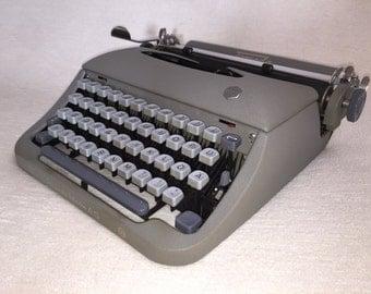 Vintage portable typewriter torpedo 20 portable typewriter