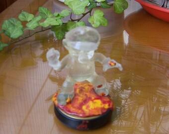 Exclusive Wii U Custom Amiibo Shadow Mario From Super Mario Sunshine Nintendo GC
