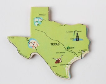 Texas State Magnet