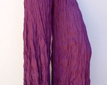 Bell-bottom pants, Hippie trouser, samurai pants, ethnic clothing, yoga clothing, harem pants, Original pants