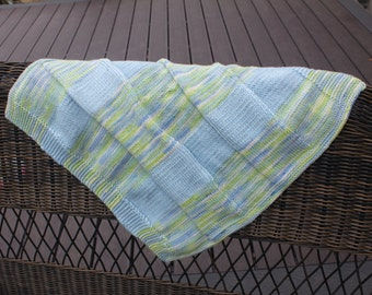 Hints of Spring blanket