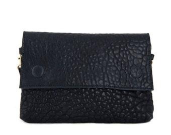 Bag Navy Blue Flec