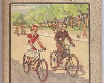 Le Chasseur Francais, Avril 1939 No. 586 - French Magazine