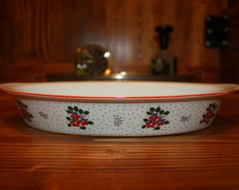 Beautiful Schmid Bistro baking dish / Souleiado Print / exlusively from Societe Charles Demery