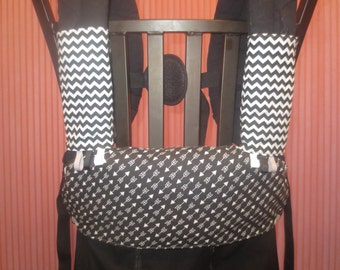 Design your Lillebaby, Beco Gemini and Original Ergo Drool Bib (listing for bib only - drool pads sold separately ) match your drool pads