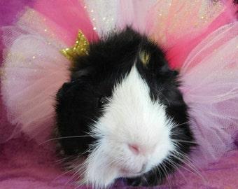 Sparkly Princess Tutu for Small Pets