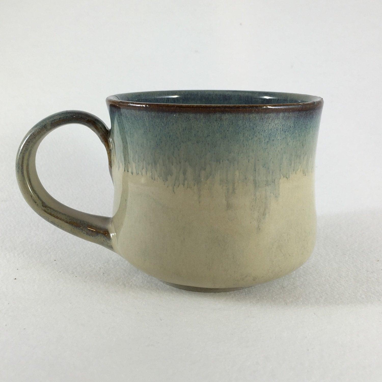 Handmade Ceramic Mug Wheel Thrown Mug