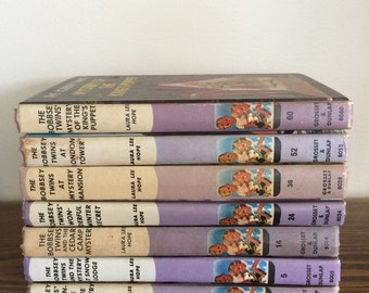 Bobbsey Twins Books #2 #5 #14 #24 #38 #52 #60