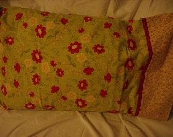 DREAMY FLOWERS HANDMADE Pillow Case