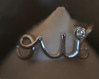 Christian Dior ring Yes white gold 18 k Dior ring Yes 18 k