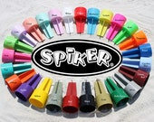 Blank Beach Spikers - Wholesale Beach Spikers - Spiker Brand Beach Spikes - One Blank Beach Spike - Spiker Brand - Made in USA