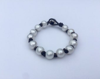 All Around Freshwater Pearl Bracelet