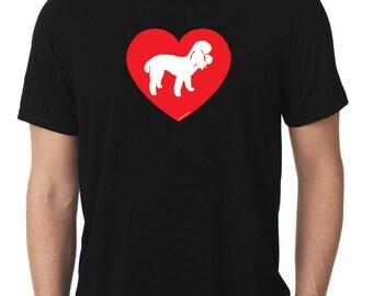 Love Poodle T-Shirt T940