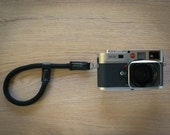 Komboloi wrist straps (THU-KW) - Handmade camera strap from climbing rope and leather