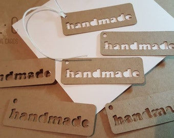 Swing Tags - Handmade