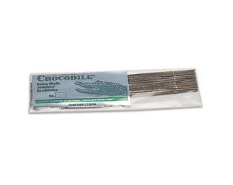 Crocodile Sawblades, Cut 3/0, 144 Blades | SAW-550.04