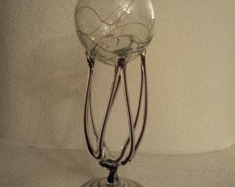 Unique Glass Votive Candle Holder
