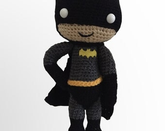 Veros Batman Crochet Pattern