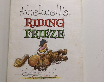 Thelwell's Riding Frieze,
