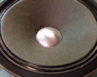 "15"" Guitar Speaker # 35 HKA-A NEW *SALE* Hemp Fiber Cone Sensitive Fat, Thick, meaty Tonality"