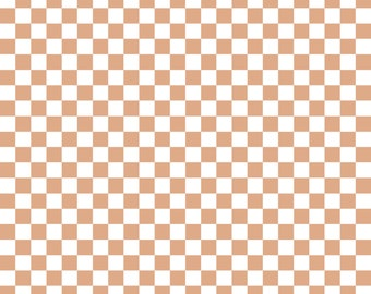 Taupe Checkered Cardstock Paper