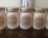 Recovery/Spiritual themed Scented Soy Candles