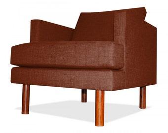 Clark Arm Chair in Henna