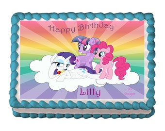 ... images icing images my little pony birthday party my little pony