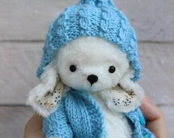 "Stuffed bunny.""Sweet"".Bunny. Stuffed rabbit.Rabbit.Teddy Bear.Vintage teddy.Old teddy.Torture teddy.Artist teddy.Teddy"