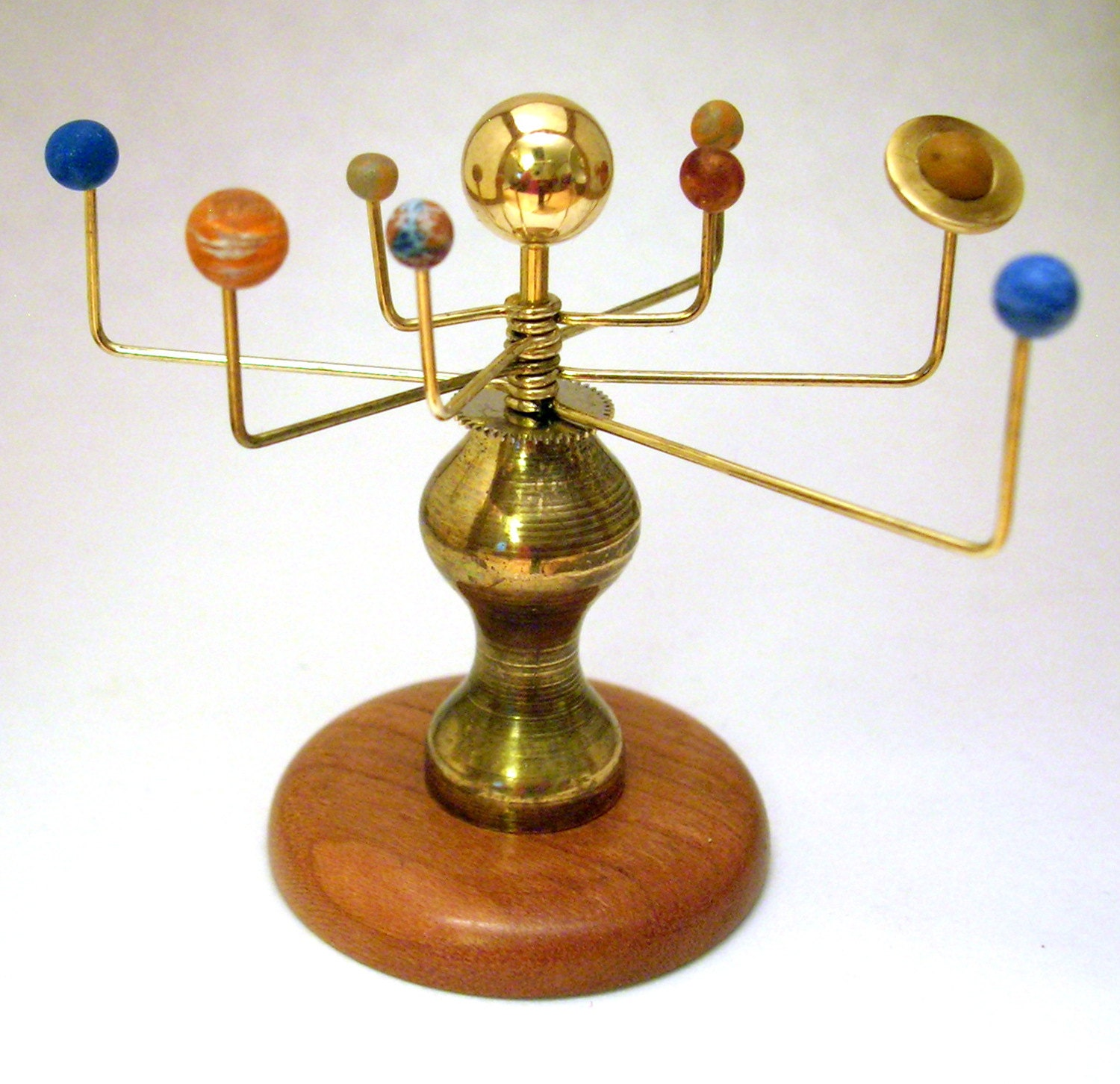 solar system orrery - photo #7