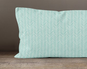 Body Pillow Cover | Body Pillow Case | Body Pillowcase | Long Pillow | Herringbone Pillow | Bolster Pillow | Body Pillow |