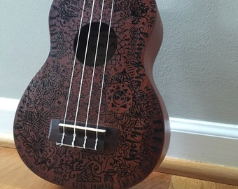 Customized Ukelele